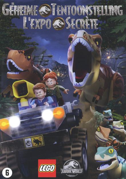 Lego Jurassic World : de geheime tentoonstelling
