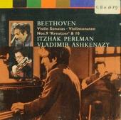 Violin sonatas 9 & 10, opp.47 & 96