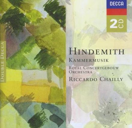Kammermusik no.1-7