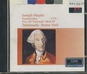 Symphonies Nos. 45, 46 & 47
