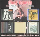 Five albums on three discs
