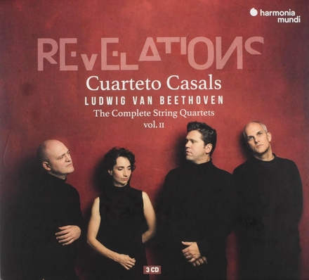 The complete string quartets. Vol. II, Revelations