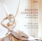 Bassoon concertos : Mozart | Winter | Hummel | Rossini