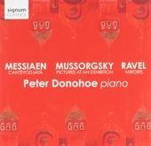 Mussorgsky Messiaen Ravel