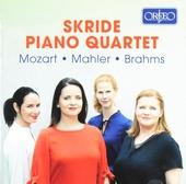 Mozart-Mahler-Brahms