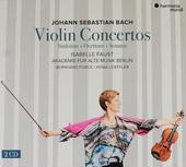 Violin concertos, sinfonias, overture, sonatas