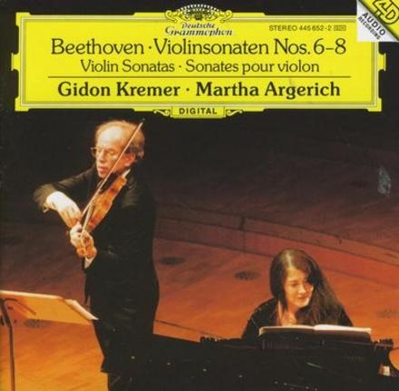 Sonaten für Klavier und Violine op.30 nos 1-3