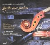 Quella pace gradita : the recorder and violin cantatas