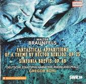 Fantastische Erscheinungen über ein Thema von Hector Berlioz, op.25