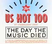 The US hot 100 3rd February 1959 : The day the music died