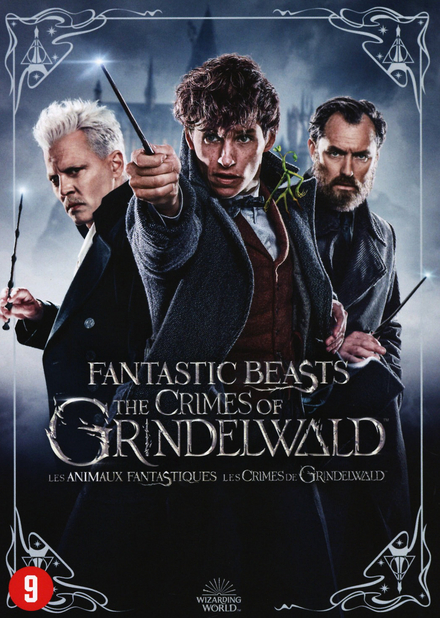 Fantastic beasts : the crimes of Grindelwald