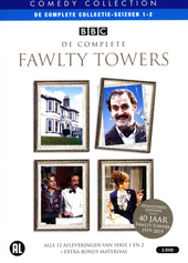 Fawlty towers : de complete collectie
