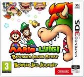 Mario & Luigi : Bowser's inside story + Bowser Jr.'s journey