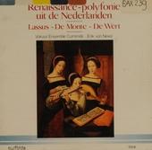 Renaissance-polyfonie uit de Nederlanden