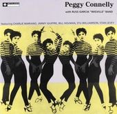 """Peggy Connelly with Russ Garcia """"Wigville"""" Band"""