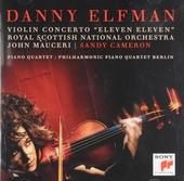 "Violin concerto ""Eleven eleven"""