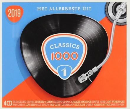 Het allerbeste uit Classics 1000 2019
