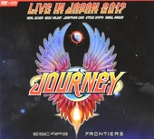 Live in Japan 2017 : escape frontiers