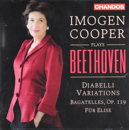 Imogen Cooper plays Beethoven