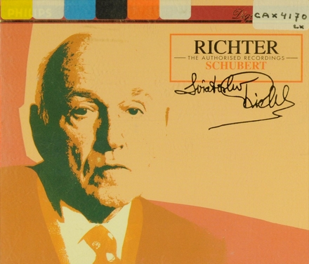 The authorised recordings : Schubert