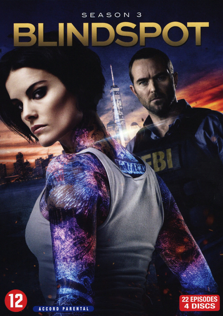 Blindspot. Season 3 / created by Martin Gero