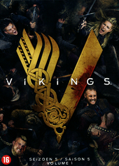 Vikings. Seizoen 5, Volume 1