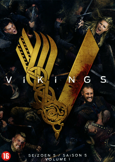 Vikings. Seizoen 5, Volume 1 / created by Michael Hirst