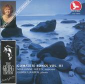 Complete songs. Vol. III