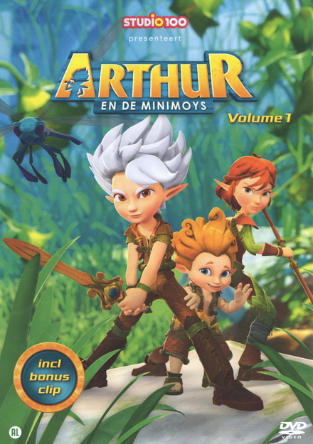 Arthur en de Minimoys. Volume 1