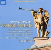 Vesper psalms