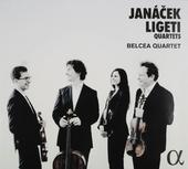 Janacek, Ligeti : quartets