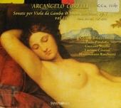 Sonate per viola da gamba & basso continuo, op.V. Vol. II