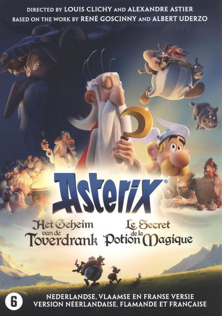 Asterix : het geheim van de toverdrank