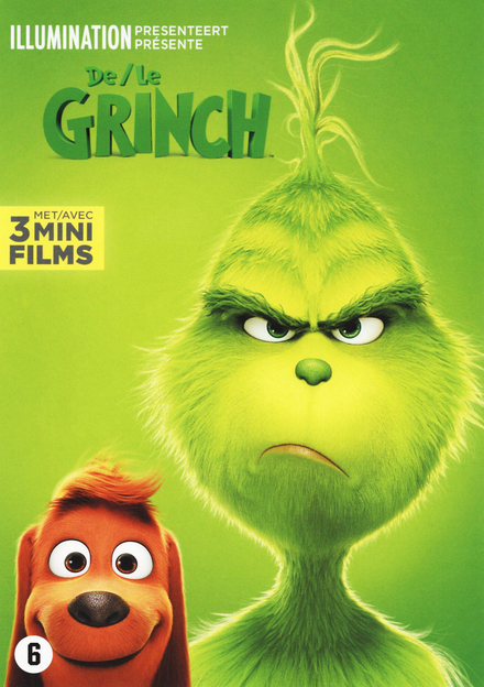 De Grinch / dir. by Scott Mosier and Yarrow Cheney ; based on the book How the Grinch stole christmas by Dr. Seuss