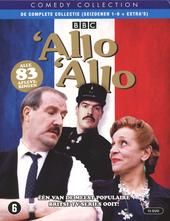 Allo, Allo! : de complete collectie (Seizoenen 1-9 + extra's)