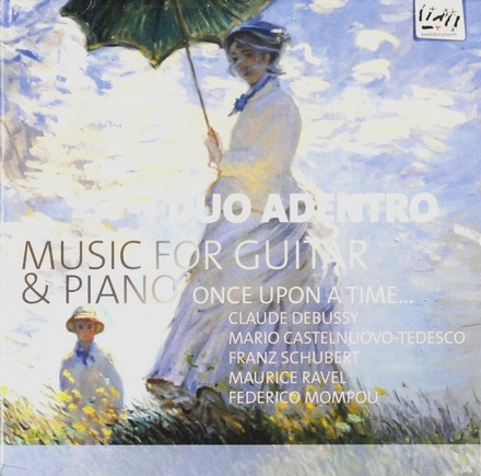 Music for guitar & piano : once upon a time...