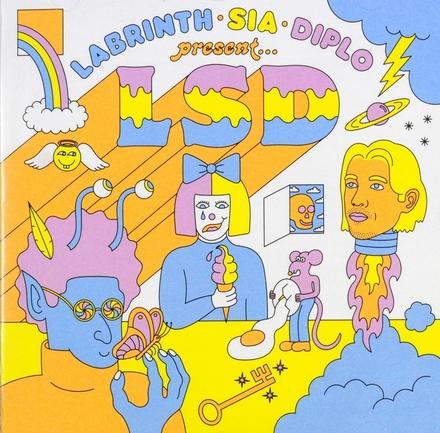 Labrinth Sia Diplo present... LSD