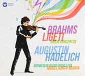 Brahms Ligeti : Violin concertos