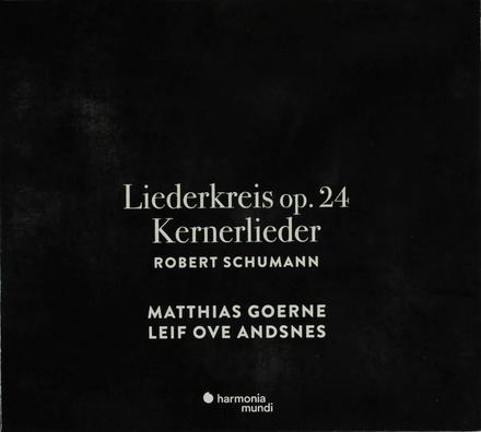 Liederkreis & Kernerlieder