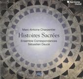 Histoires sacrées de Charpentier