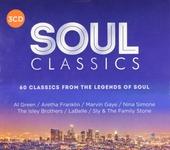 Soul classics : 60 classics from the legends of soul