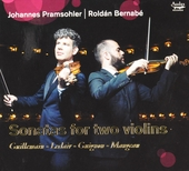 Sonatas for two violins without bass