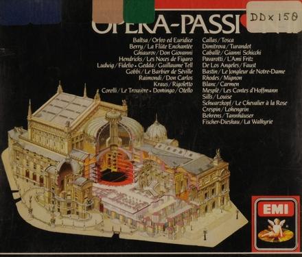 Opera-passion. II