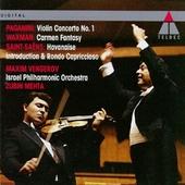 Paganini/Saint-Saëns/Waxman : works for violin & orchestra