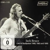 Live at Rockpalast 1980, 1983 and 1990