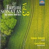 Sonatas for violin and b.c.. vol.3