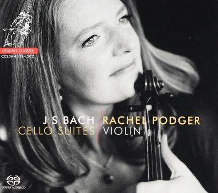 Cello suites : violin
