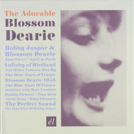 The adorable Blossom Dearie