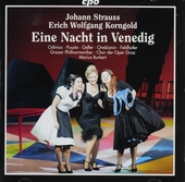 Eine Nacht in Venedig in the musical version by Erich Wolfgang Korngold