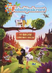 De Fabeltjeskrant : De grote dierenbos-spelen